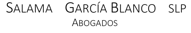 Salama García Blanco                Abogados